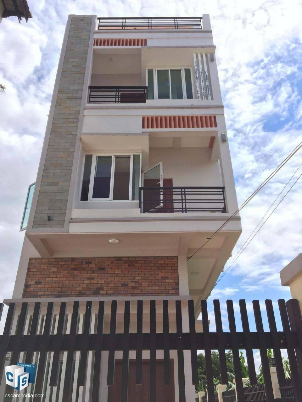 2 Bedroom Apartment – For Rent – Wat Svay Village – Sala Kamreuk Commune – Siem Reap