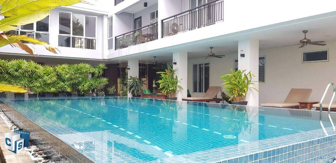 2 Bedroom Apartment – For Rent – Treang Village – Sla Kram Commune – Siem Reap