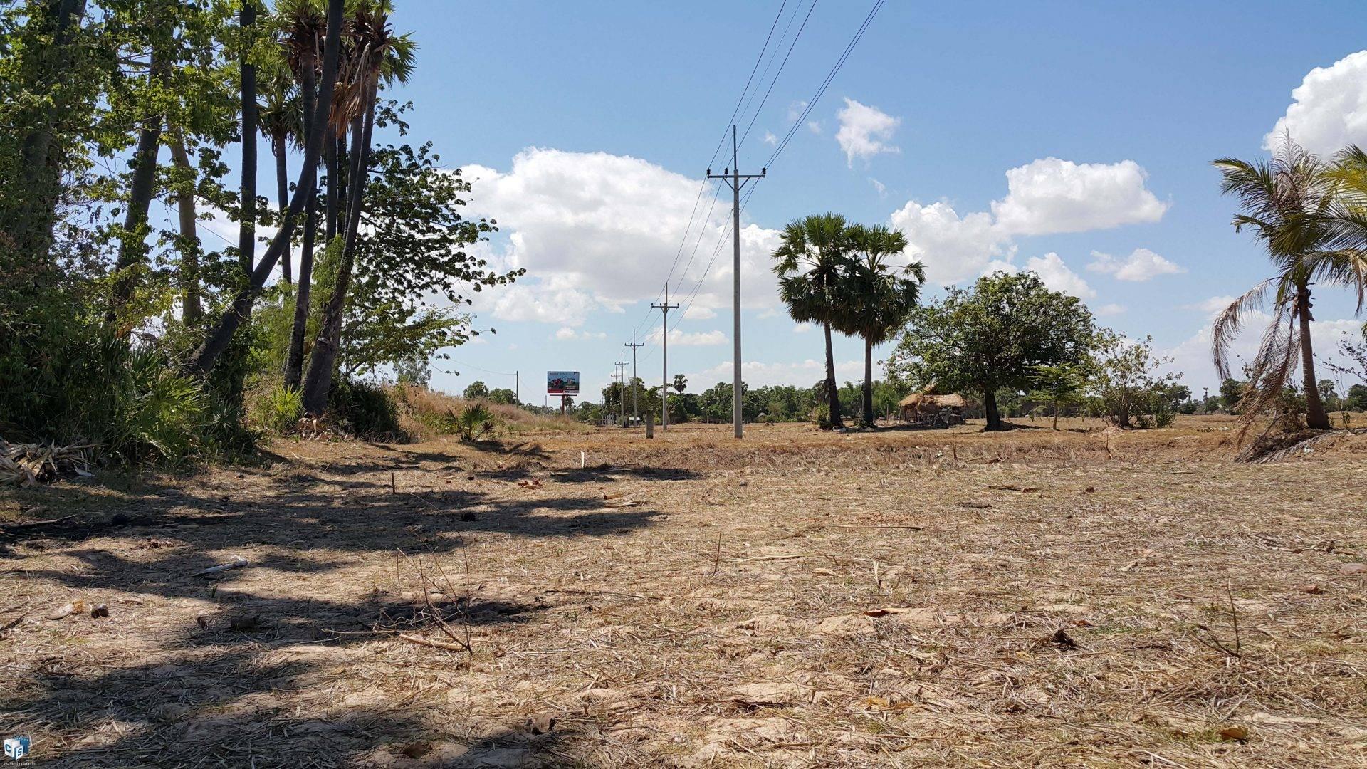 47,380 Sq Meters Land – For Sale – Sala Korkoh Village – Kien Sange Commune – Siem Reap