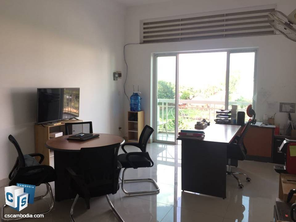Bright & Fresh Office Space – for rent – bakheng rd – tephul village – siem reap city