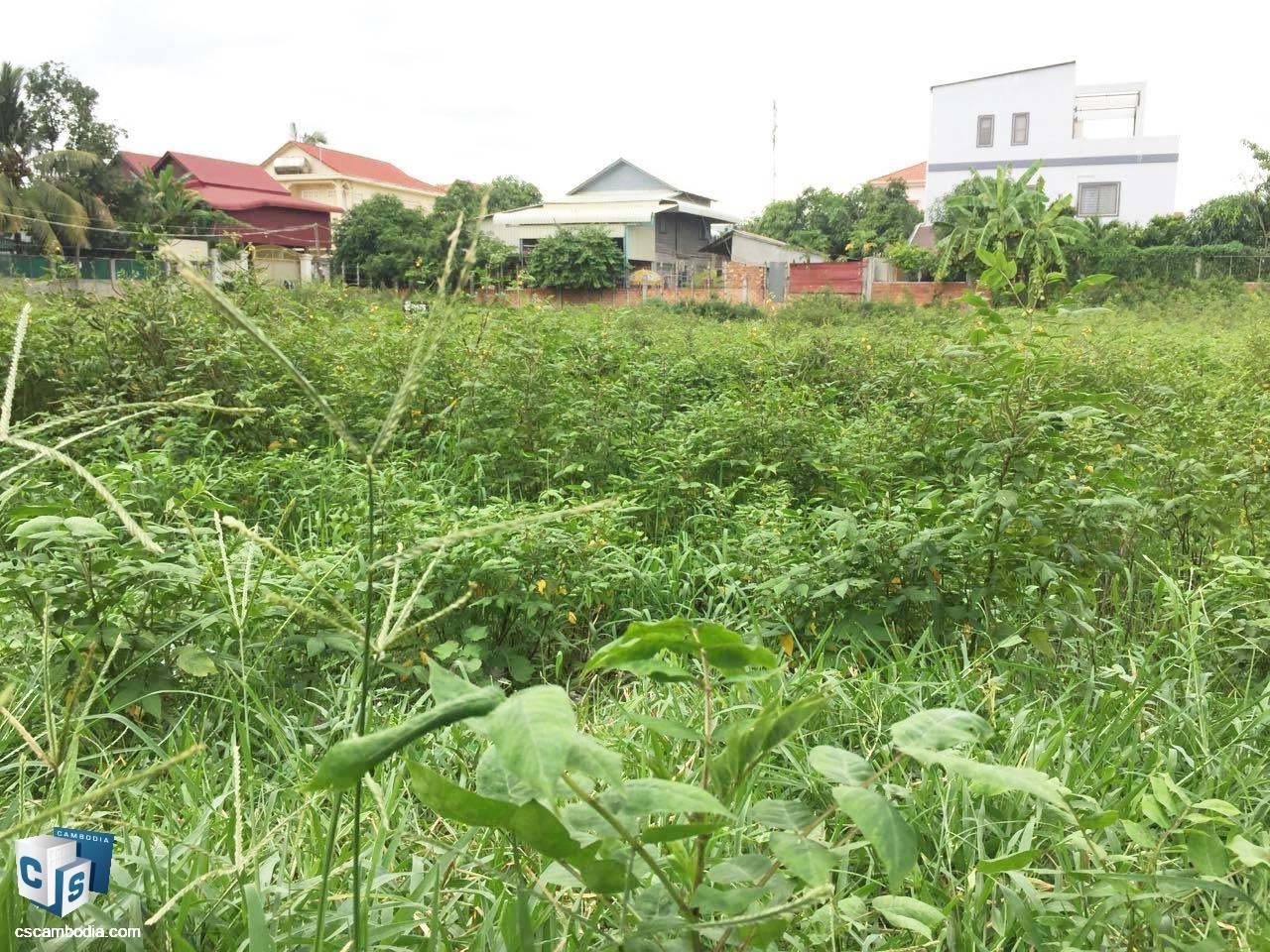 1,727 Sq Meters Of Land – For Sale – Sla Kram  Commune –Siem Reap