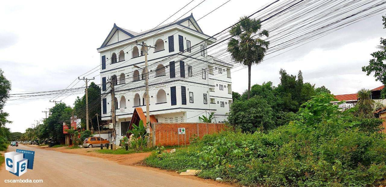 23 Room Hotel – For Sale – Sala Kamreuk – Siem Reap