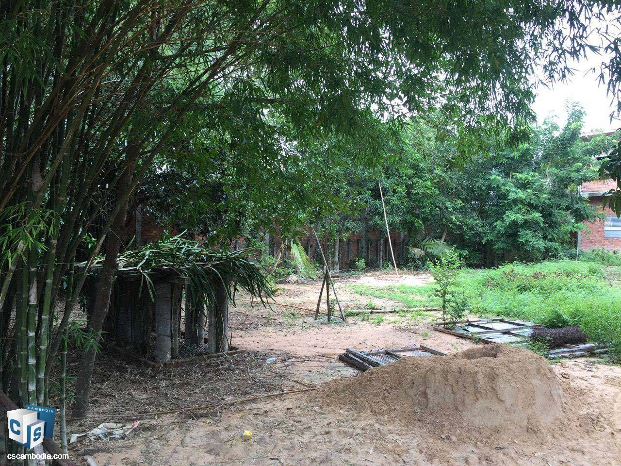 816 Sq Meters Of Land – For Sale – Treang Village – Sla Kram Commune-Siem Reap