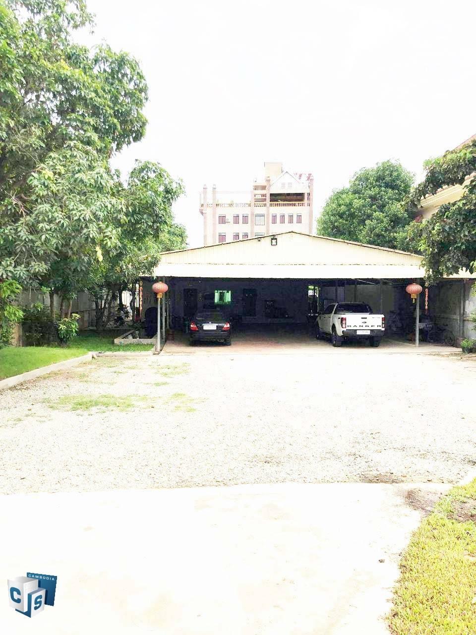 4 Bedroom House – For Sale – Taphul – Svay Dangkum – Siem Reap