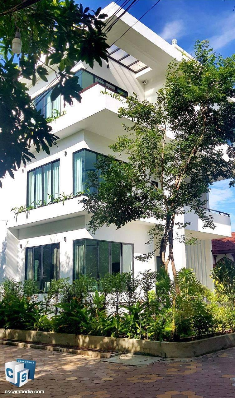 2 Bedroom Apartment – For Rent – Kok Chork Commune – Siem Reap