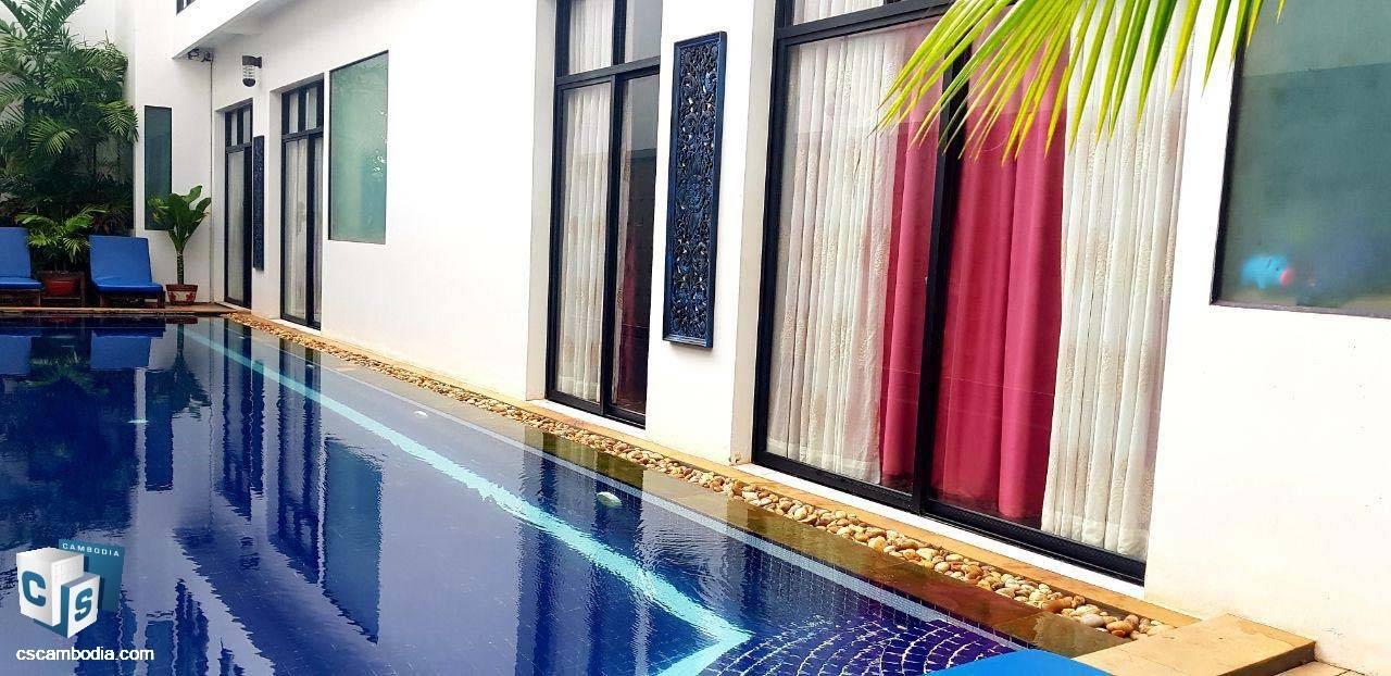 1 Bedroom Apartment – For Rent – Taphul Village – Svay Dangkom Commune – Siem Reap