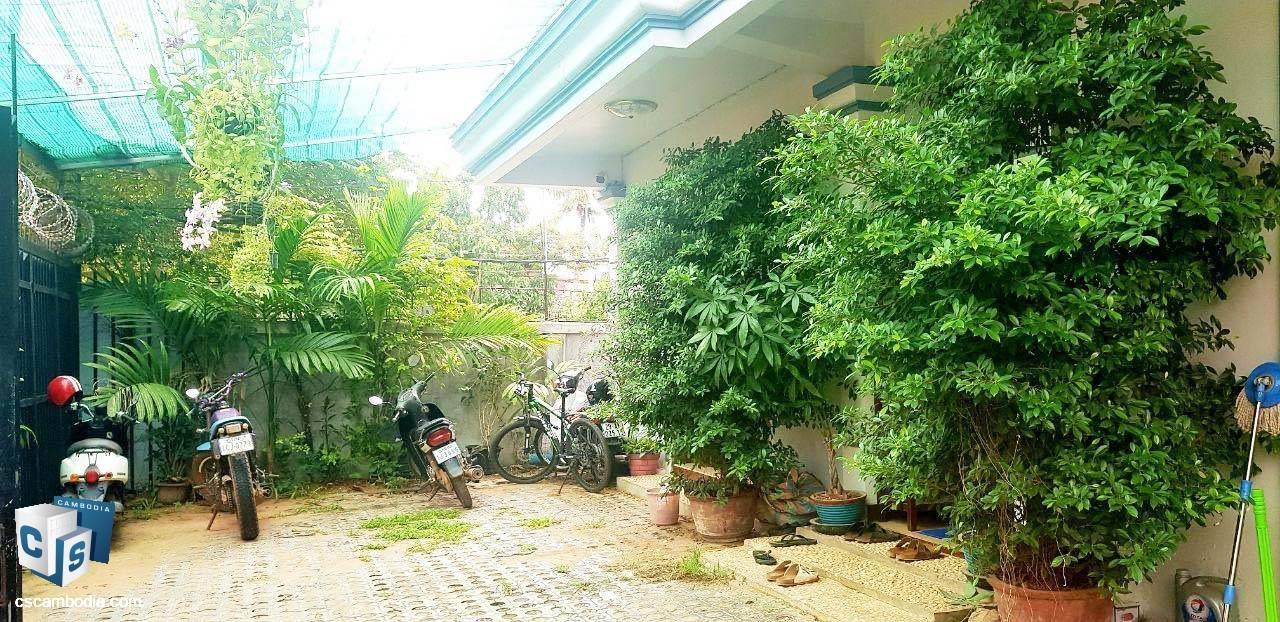 1 Bedroom Apartment – For Rent – Svay Dangkom Commune – Siem Reap