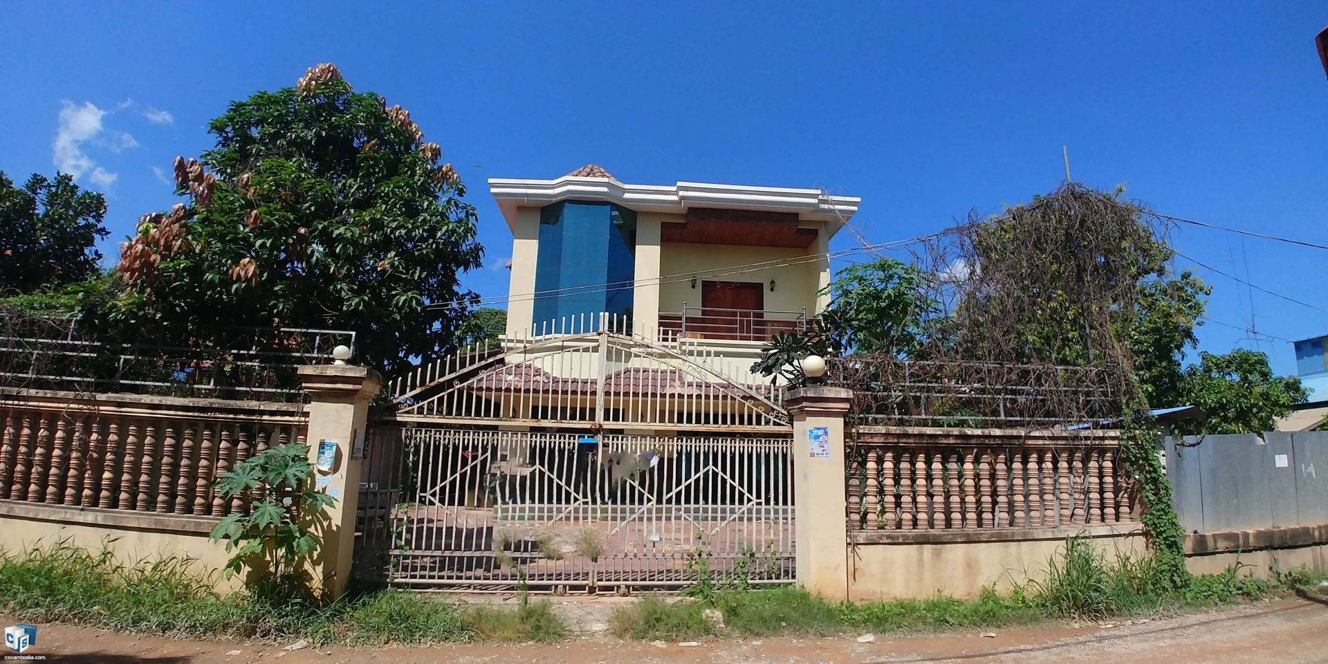 3 Bedroom House – For Sale– Sala Kamreuk Commune – Siem Reap