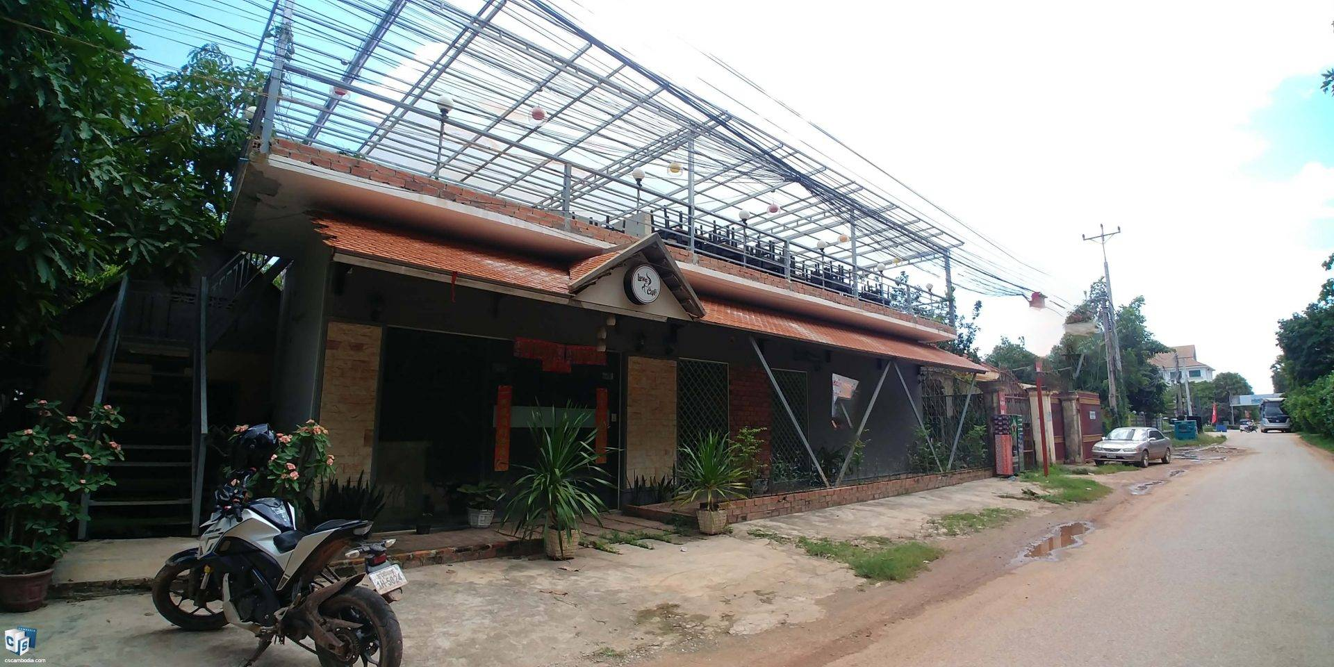 Shop–For Rent – Svay Dangkom Commune – Siem Reap