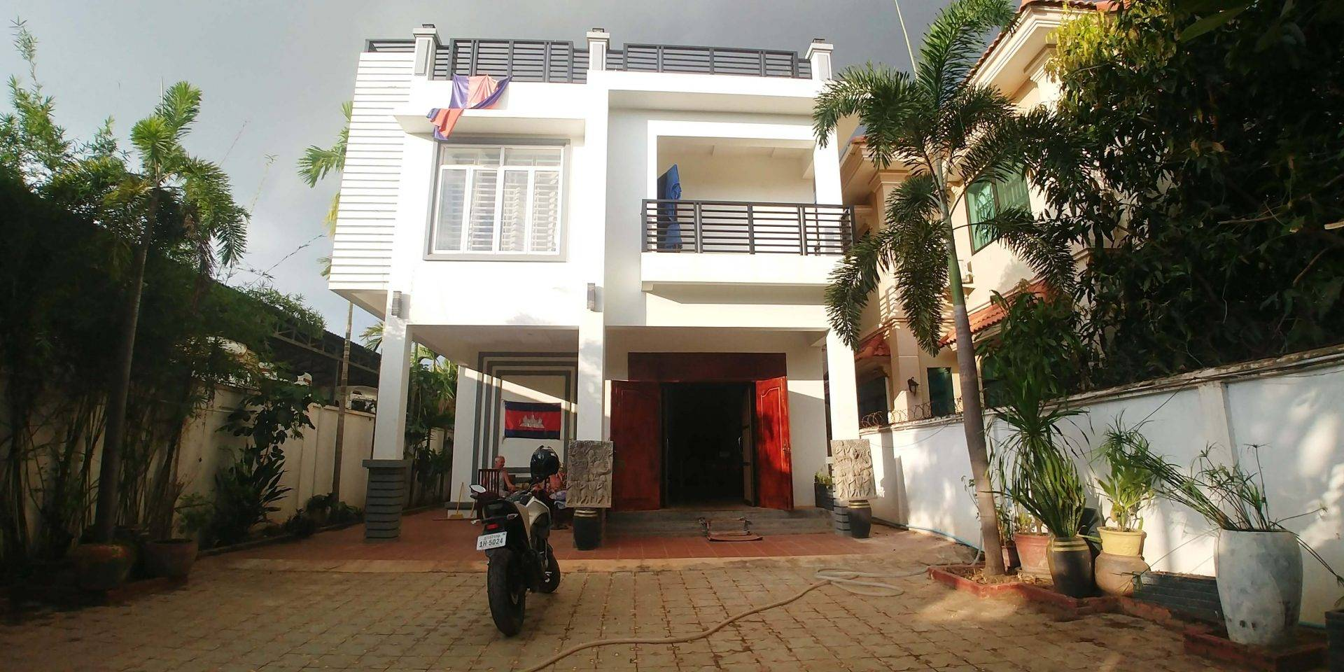4 Bedroom House – For Rent – Svay Dangkom Commune – Siem Reap