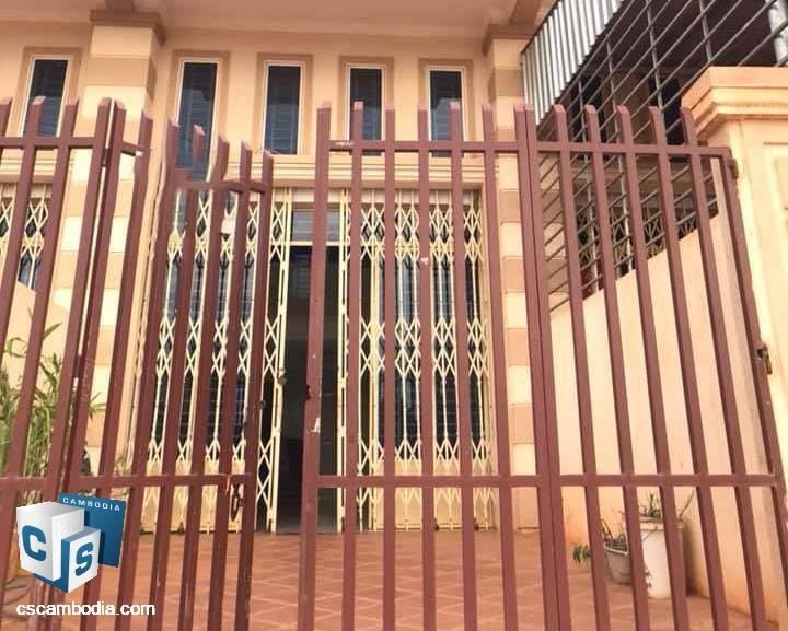 2 Bedroom House– For Sale – Svay Dangkom Commune – Siem Reap