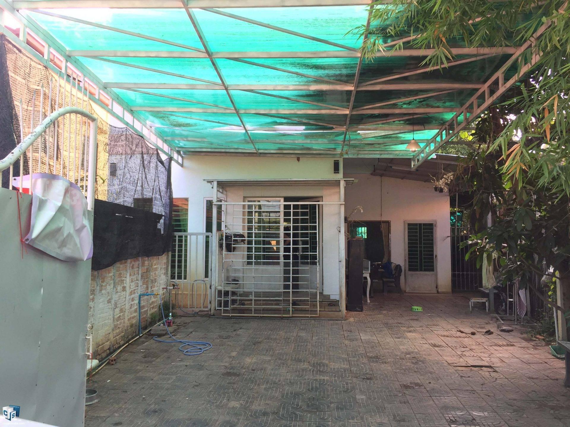 2 Bedroom House – For Sale– Svay Dangkom Commune– Siem Reap
