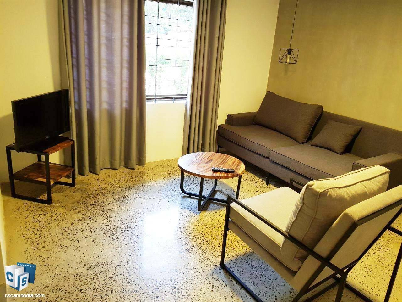 1 Bedroom Apartment – For Rent – Sala Kamreuk Commune – Siem Reap