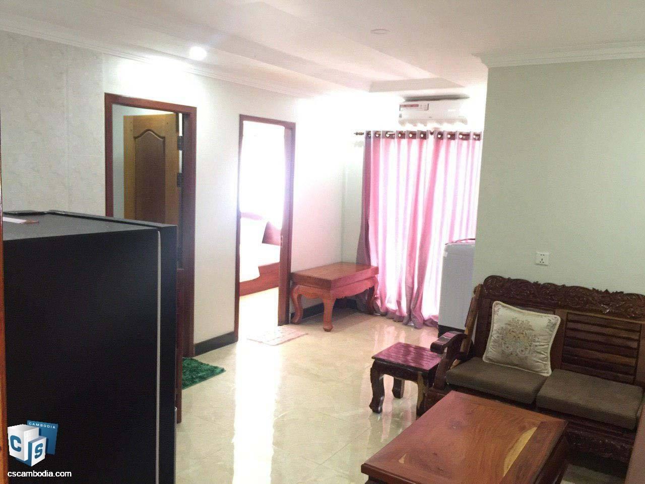 2 Bedroom Apartment – For Rent- Taphul  Village – Svay Dangkom Commune – Siem Reap