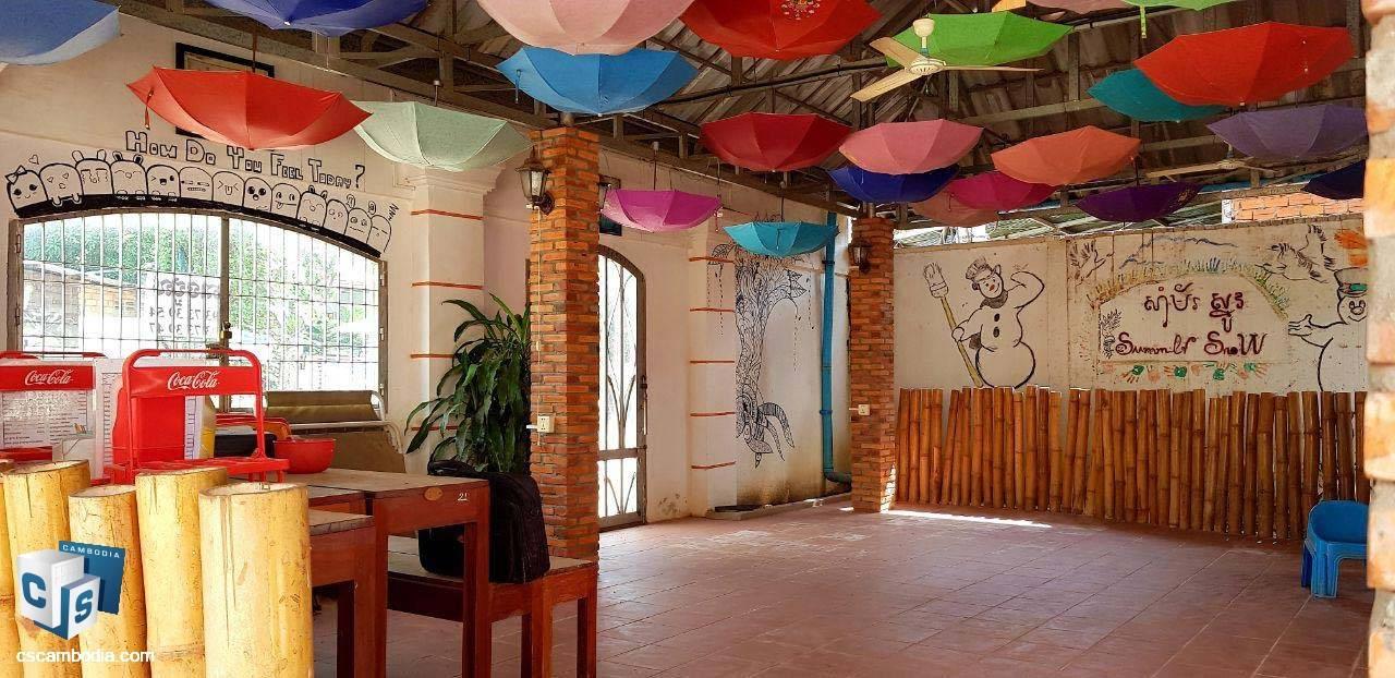 Shop – For Rent – Sala Kamreuk Commune – Siem Reap