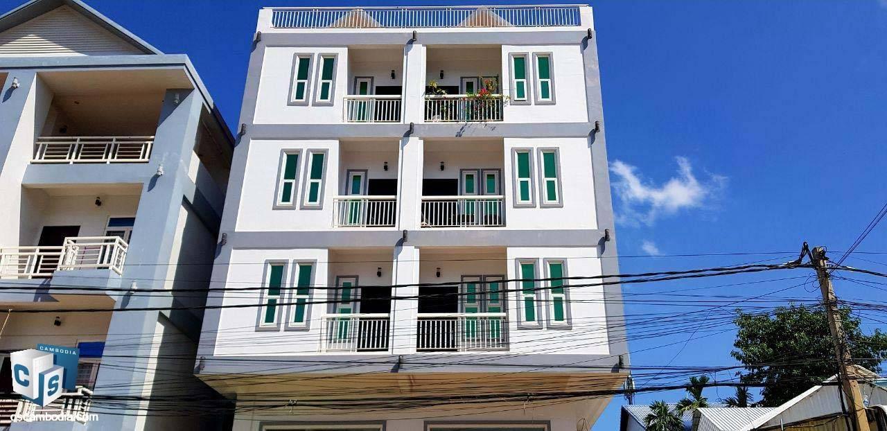2 Bedroom Apartment – For Rent – Sala Kamreuk Commune – Siem Reap