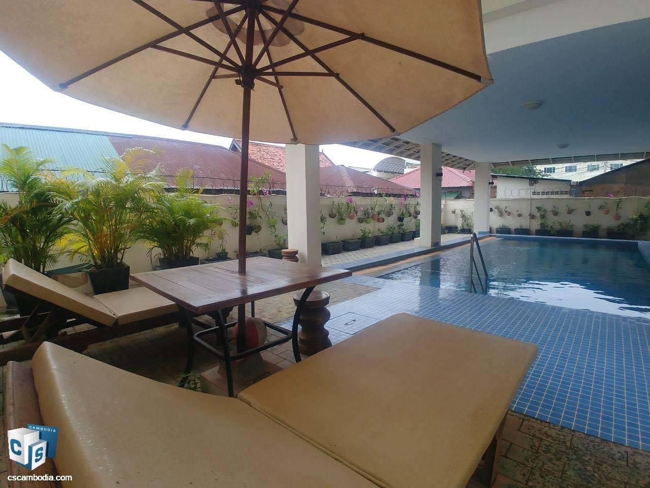 3 Bedroom Apartment – For Rent – Svay Dangkom Commune – Siem Reap