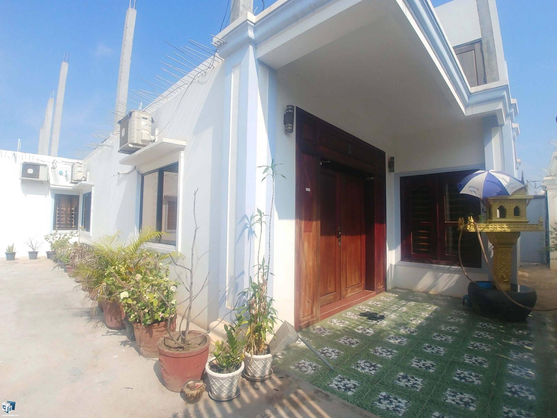 9 Bedroom House – For Rent – Svay Dangkum Commune – Siem Reap