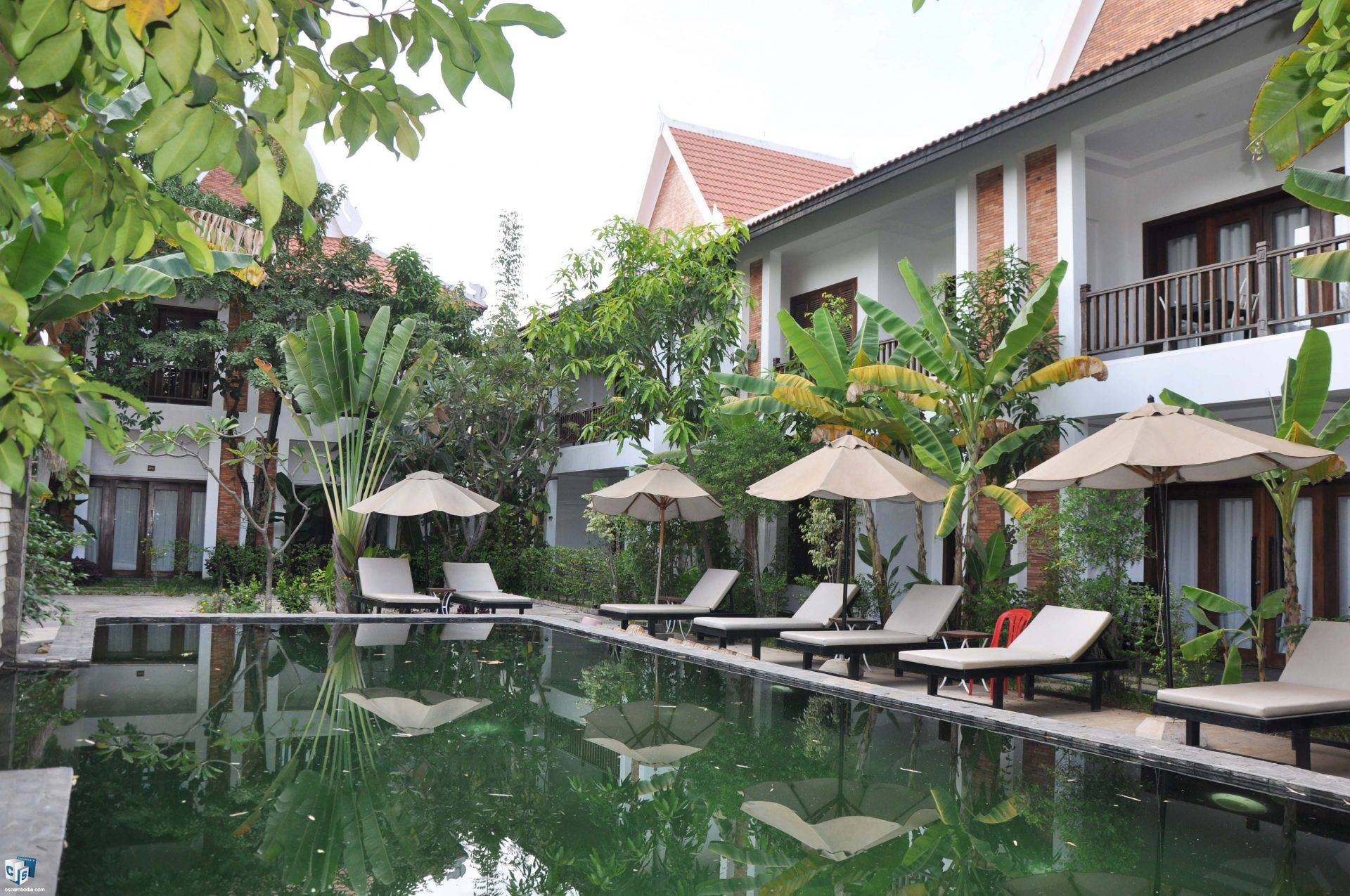 18 Room Hotel – For Rent –  Sala Kamreuk Commune – Siem Reap