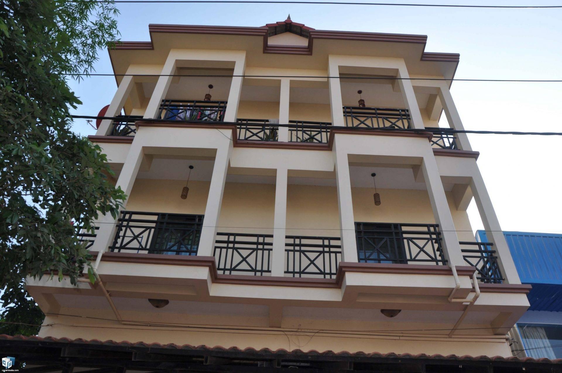 2 Bedroom Apartment – For Rent – Svay Dangkom Commune – Siem Reap