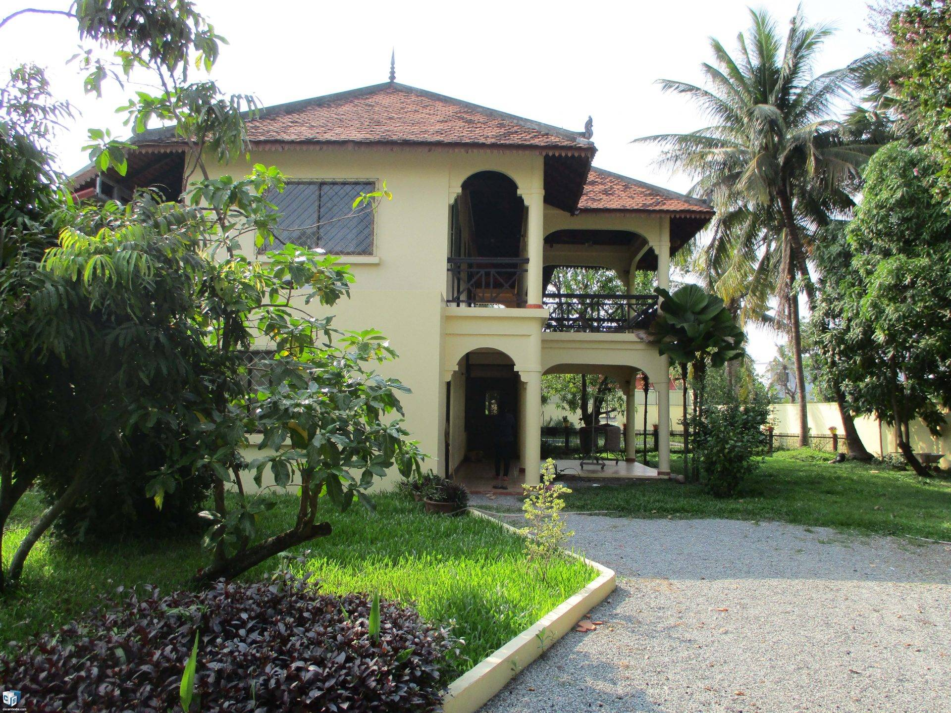 3 Bedroom House – For Sale – Svay Dangkum Commune – Siem Reap