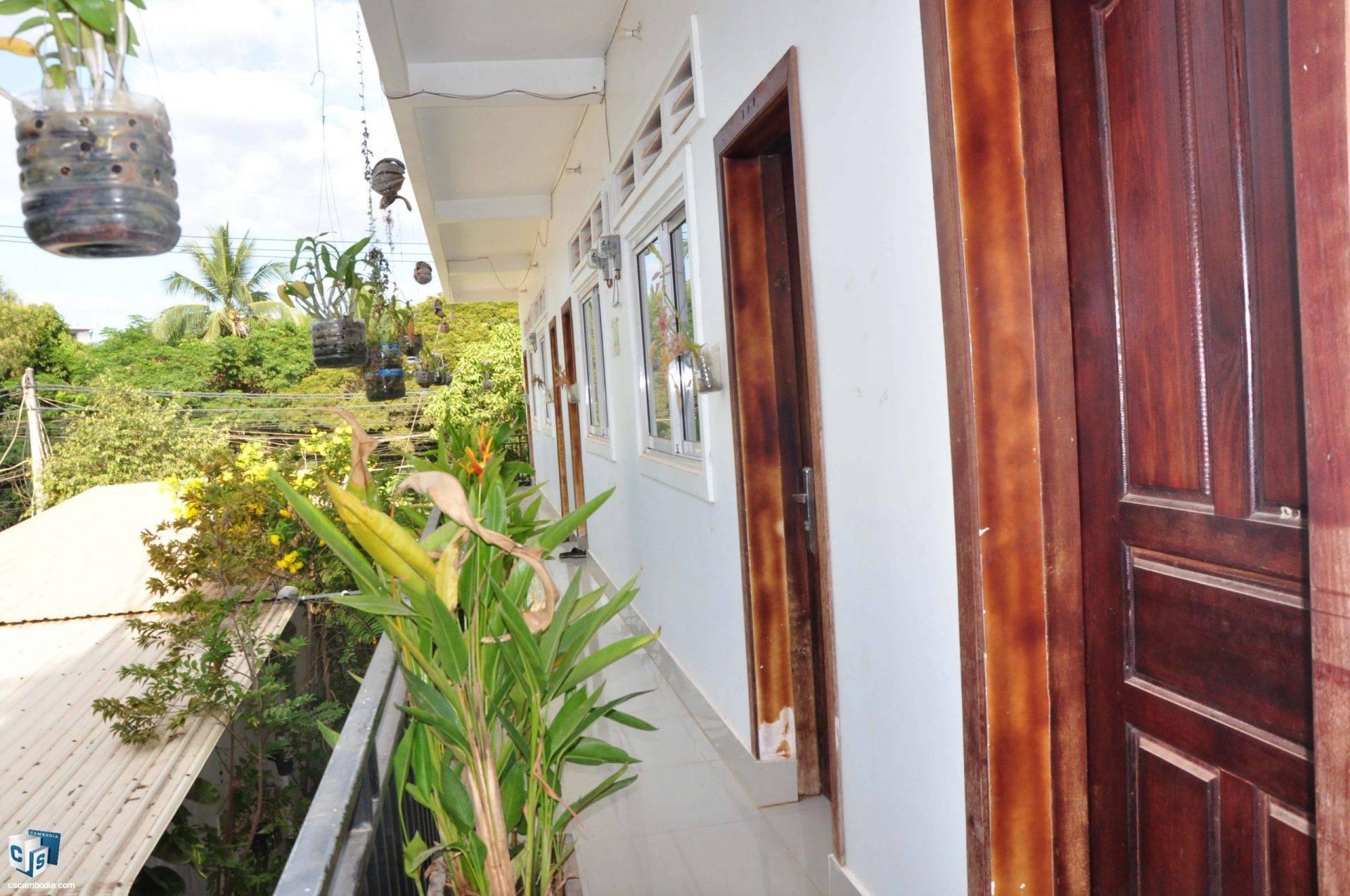 1 Bedroom Apartment – For Rent – Sala Kamreuk Commune – Siem Reap