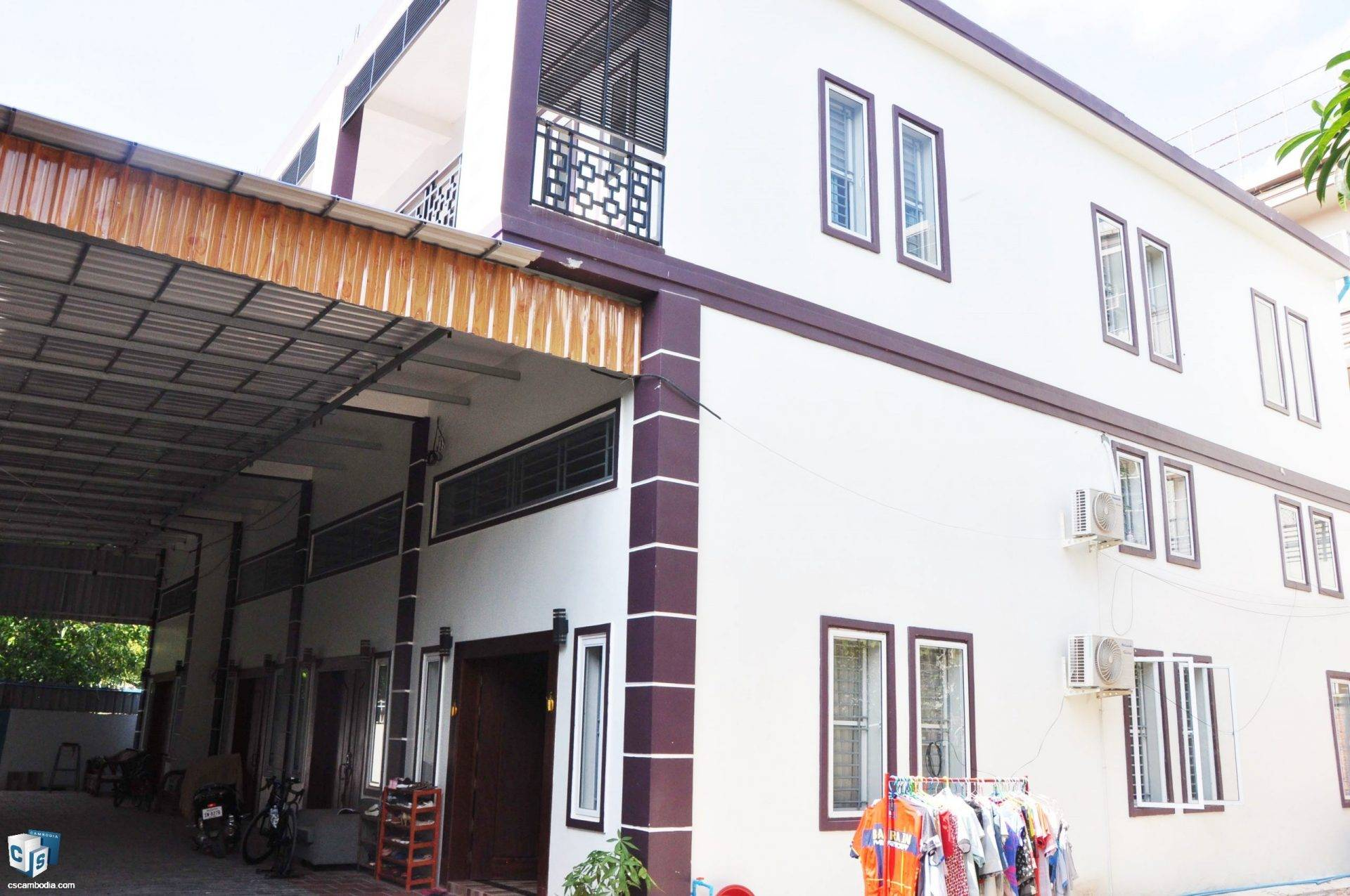 4 Bedroom House – For Sale – Svay Dangkom Commune – Siem Reap
