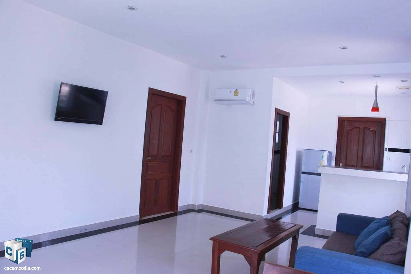 1 Bedroom Apartment – For Rent – Svay Dangkum Commune – Siem Reap
