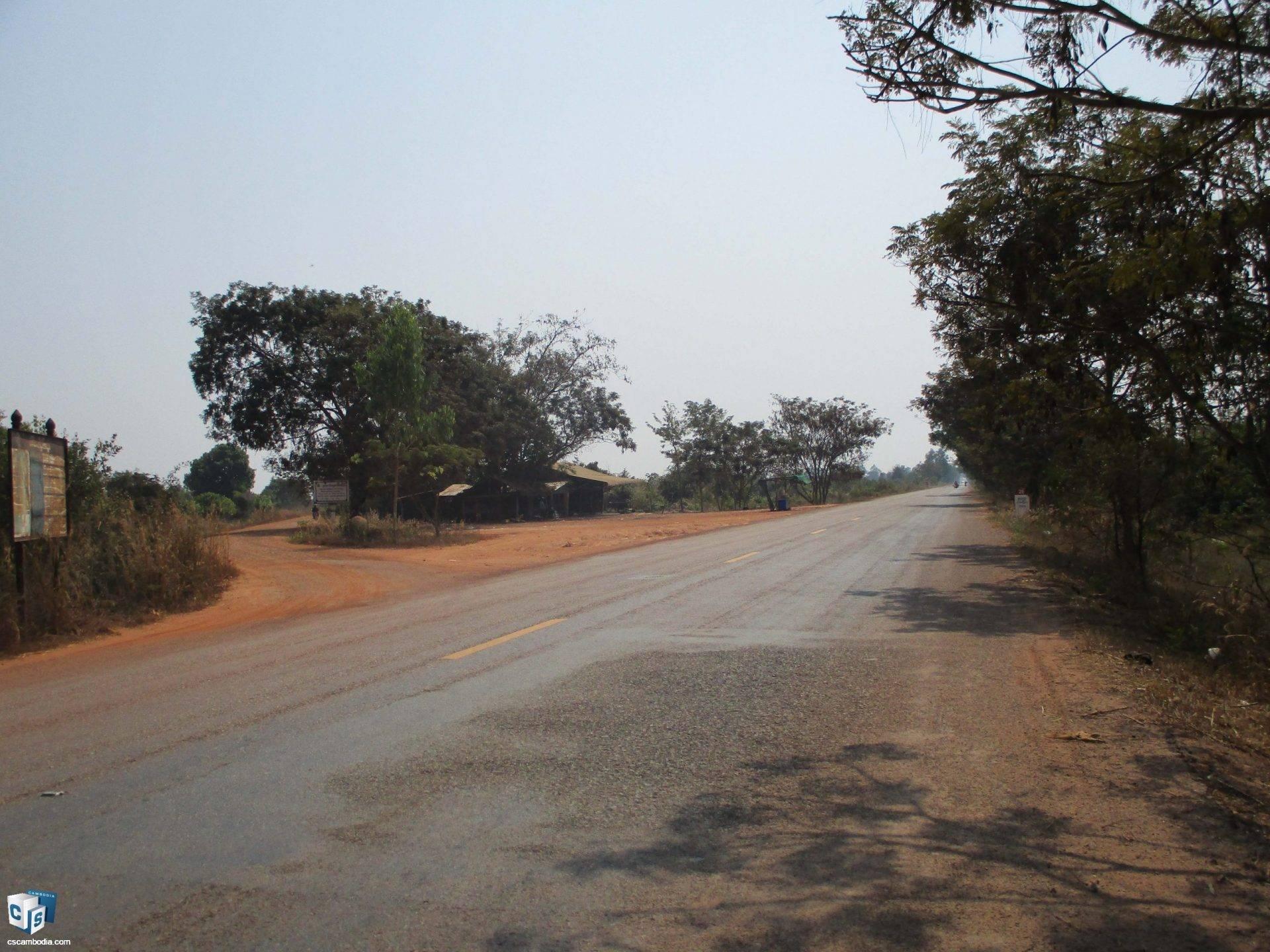 40,000 Sq Meters Of Land – For Sale – Banteay Srey Village– Siem Reap