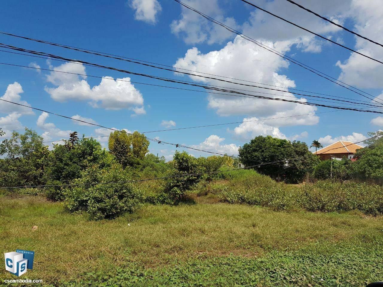 800 Sq Meters Of Land – For Sale – Sla Kram  Commune– Siem Reap