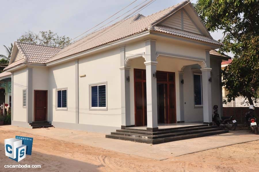 House For Rent in Sala Kamreuk-Siem Reap