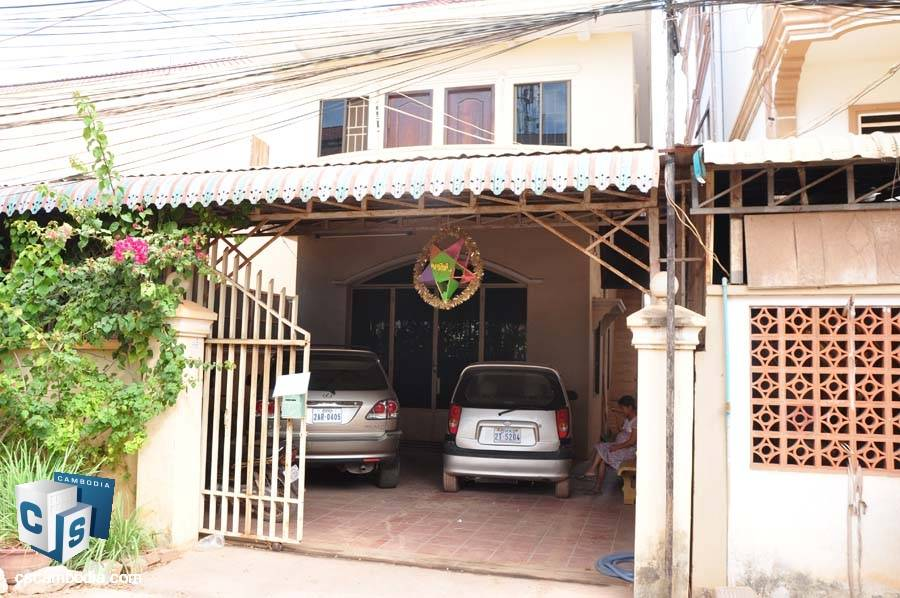 House For Sale in Siem Reap-Cambodia
