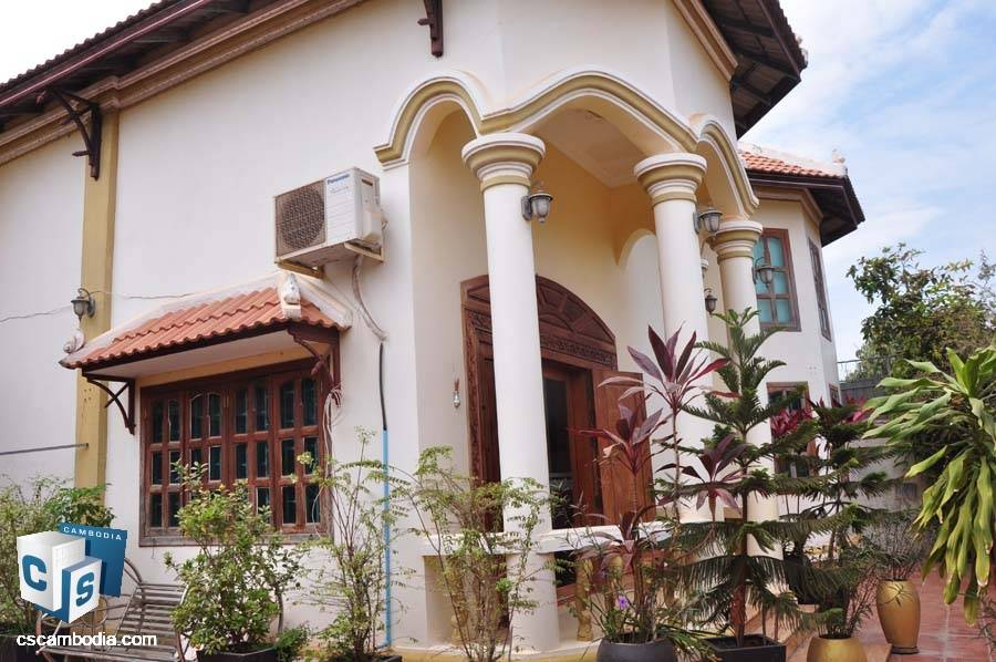 House For Rent in Siem Reap-Cambodia