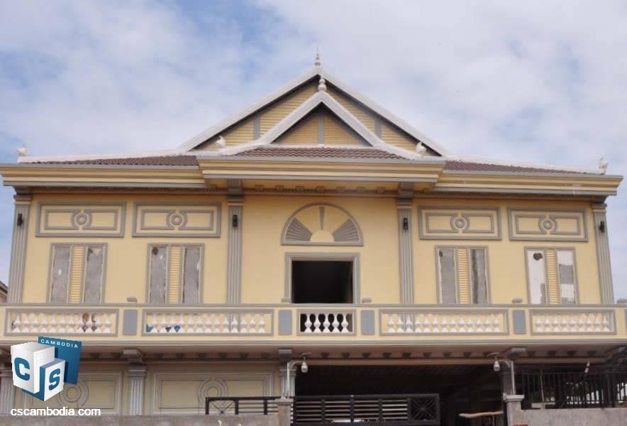 House For Sale in Chreav-Siam Reap