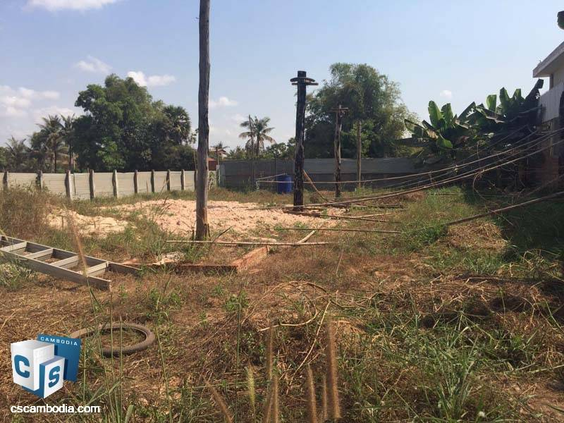 Land For Sale in Krosang-Siem Reap