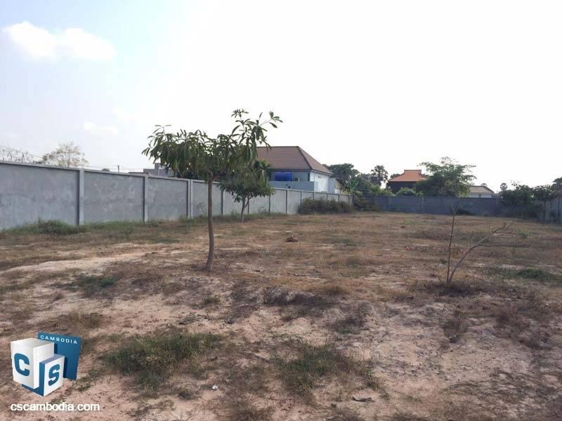 Land For Sale in Prasat Bakong-Siem Reap