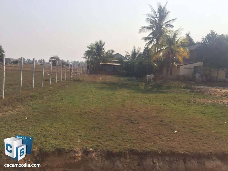 Land For Sale in Chreav-Siem Reap
