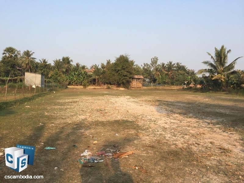 Land For Sale in Sambor-Siem Reap