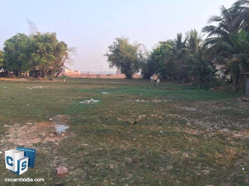 Land For Sale in Sambor-Siem Reap
