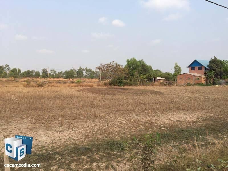 Land For Sale Prasat Bakong-Siem Reap