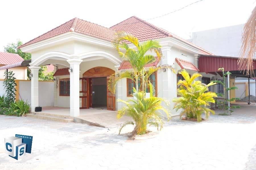 House For Sale In Svay Dangkum-Siem Reap