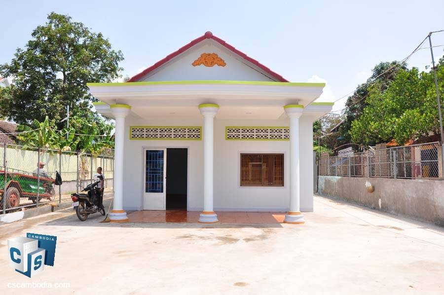 House For Rent In Sala Kamkreuk-Siem Reap