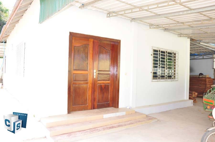 House For Rent In Sla Kamreuk-Siem Reap
