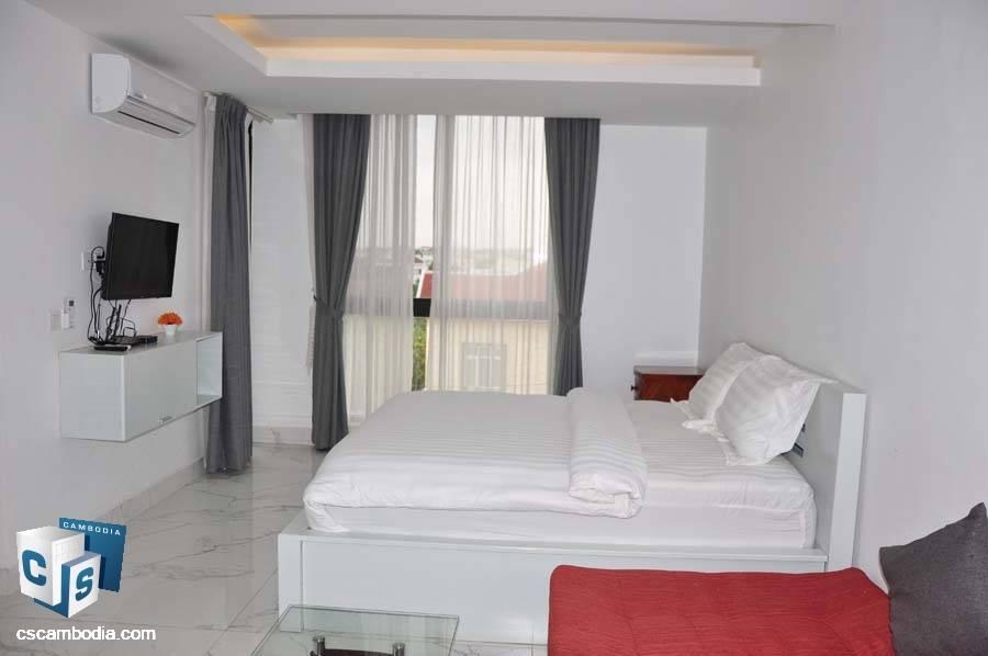 Apartment For Rent In Svay Dangkum-Siem Reap