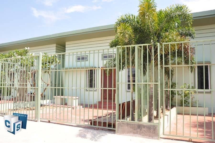 Flat House For Rent In Chreav-Siem Reap