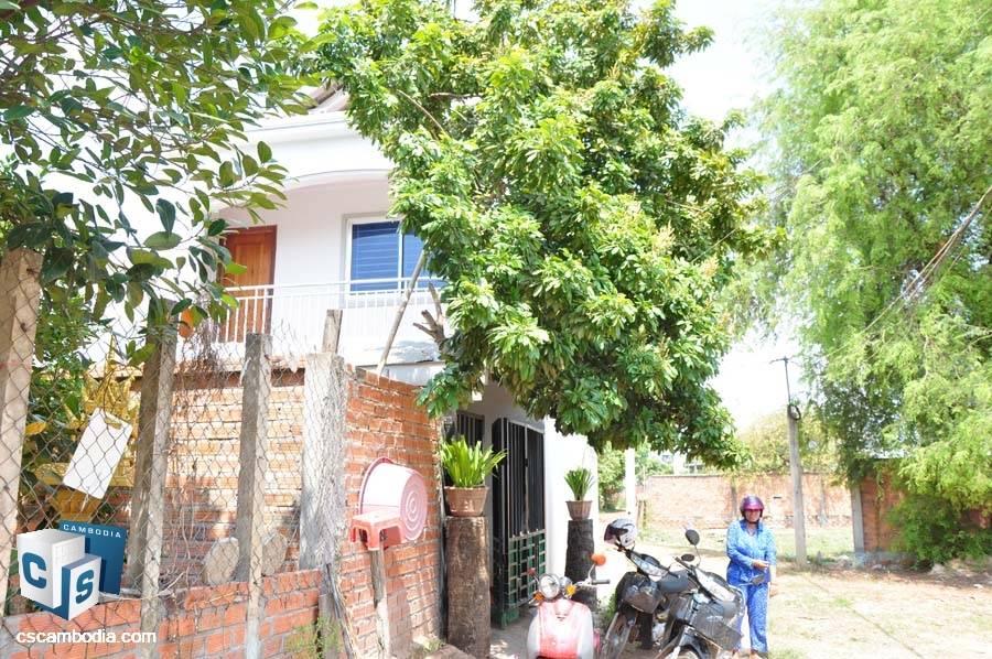 3-Bedroom House For Sale In Svay Dangkum-Siem Reap