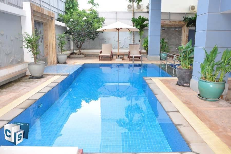 One Bedroom Apartment For Rent In Svay Dangkum-Siem Reap