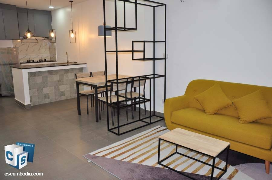 2-Bedroom Apartment For Rent In Sala Kamreuk-Siem Reap