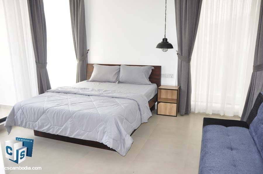Newly Build Apartment For Rent In Sala Kamreuk