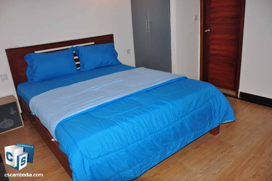 Two-Bedroom Apartment For Rent In Sala Kamreuk